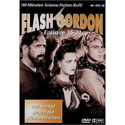 Flash Gordon, Episoden