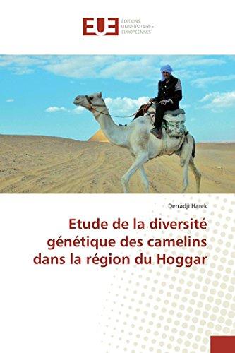 Etude de la diversité génétique des camelins dans la région du Hoggar par Derradji Harek