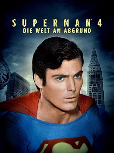 Kostüm Action Superman - Superman 4 - Die Welt am Abgrund