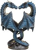 Unbekannt Sculpture Dragon Cœur par Anne Stokes-23cm