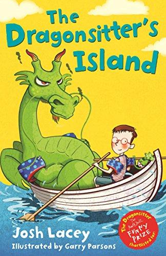 The Dragonsitter's Island (The Dragonsitter series)