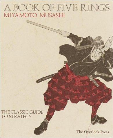 A Book of Five Rings por Musashi Miyamoto