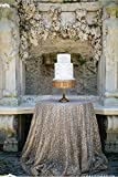 SILVER SEQUIN TABLECLOTH, Select Your Si...