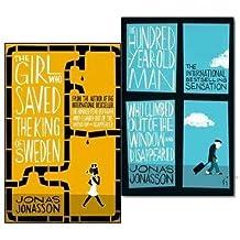 Jonas Jonasson 2 Books Collection Set, The Hundred-Year-Old Man Who Climbed O...