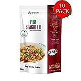 Konjac Pates Sans Gluten - Spaghetti 10 Pack * 200g | Vegan - Low Carb Shiritaki De...
