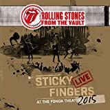 From The Vault: Sticky Fingers Live 2015 (DVD+CD)