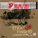 From The Vault: Sticky Fingers Live 2015 (DVD+CD) hier kaufen
