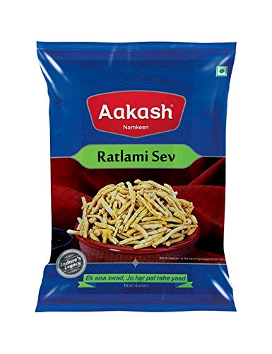 Aakash Ratlami Sev, 900 Grams