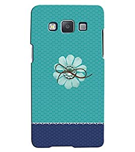 Citydreamz Floral Print/Beautiful Design Hard Polycarbonate Designer Back Case Cover For Samsung Galaxy E7