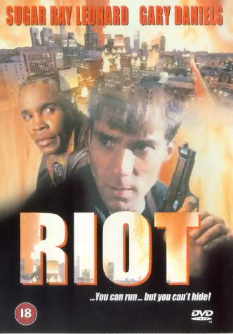 Riot [1996] [DVD] Action Films NEW