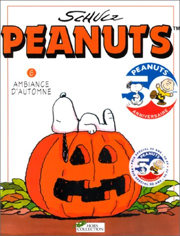 Peanuts, tome 6 : Ambiance d'automne