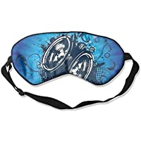 Sleep Eye Mask Headset Music Lightweight Soft Blindfold Adjustable Head Strap Eyeshade Travel Eyepatch E2 preisvergleich bei billige-tabletten.eu