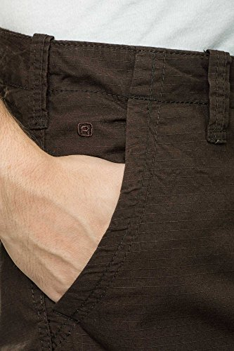 Reell Cargo pantalon Brun