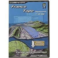 Carte France département 1:25e TwoNav