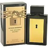 ANTONIO BANDERAS GOLDEN SECRET agua de tocador vaporizador 100 ml
