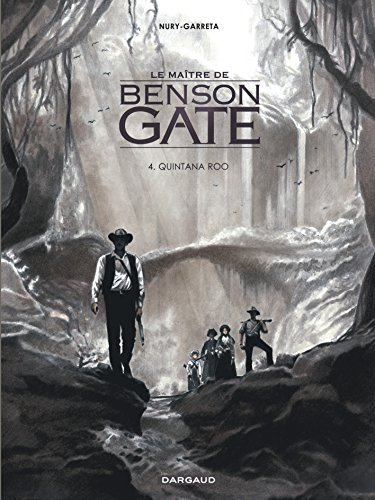 Maître de Benson Gate (Le) - tome 4 - Quintana Roo segunda mano  Se entrega en toda España