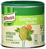 Knorr Gemüse Bouillon Natürliche Zutaten Brühe Dose, 6er Pack (6 x 6.75 l)