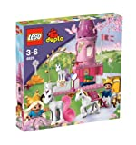 Lego Duplo Princess 4828 - Königlicher Pferdestall