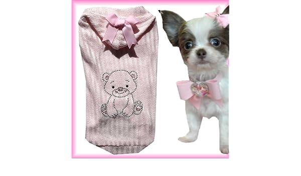 Blueberry Pet Hundebekleidung Klassischer Farbblock Hundepullover