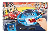 Depesche 6245 - Create your Monster Cars Malbuch