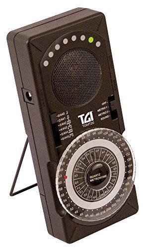 TGI Quarz-Digital-Metronom 40-216 bpm