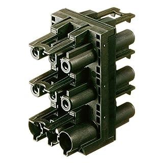 Wieland Zubehör/Ersatzteil, Verteilerblock 230 V, 1 Eingang, 5 Ausgänge 800115