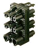 Wieland Zubehör / Ersatzteil, Verteilerblock 230 V, 1 Eingang, 5 Ausgänge 800115