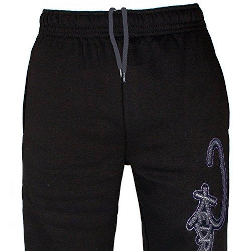 Redrum Jogginghose Sweatpants Hose Unisex Pant Bak Schwarz / Anthrazit