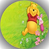 Fondant Tortenaufleger Tortenbild Geburtstag Winnie Pooh N15