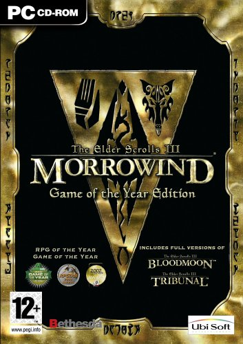 Morrowind Elder Scrolls 3: Game of the Year Edition [UK Import]