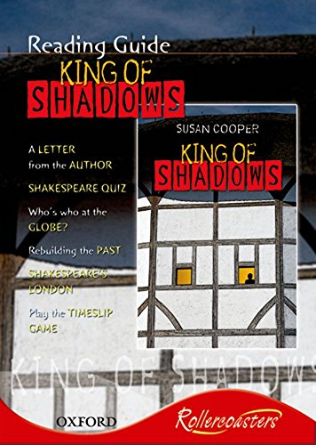 King of Shadows. Reading Guide (Rollercoasters)