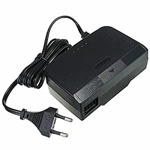 Link-e – Ladegerät, Stromkabel, Ersatznetzteil Für Nintendo 64 Konsole (AC N64 Netzteil, Kabel, Netzladegerät)