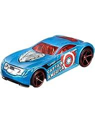 Hot Wheels Capitán América vehículo de fundición–Surtido