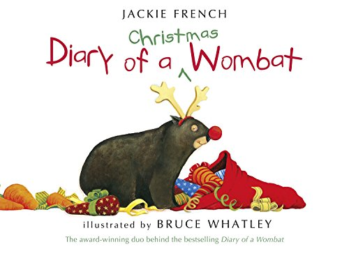 Diary of a Christmas Wombat (English Edition)