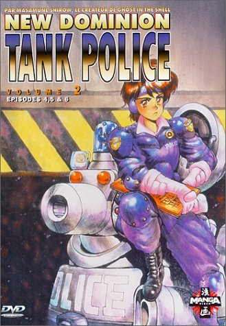 New Dominion Tank Police - Vol.2