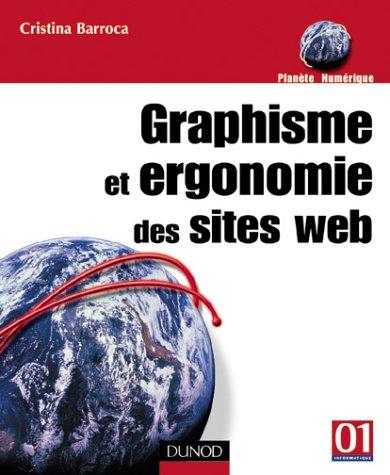 Graphisme et ergonomie des sites web par Cristina Barroca