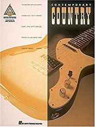 Contemporary Country Guitar (Guitar Recorded Versions)