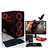 Fierce Apex Legends RGB Gaming PC Bundle - AMD FX-6300 4.1GHz, NVIDIA GTX