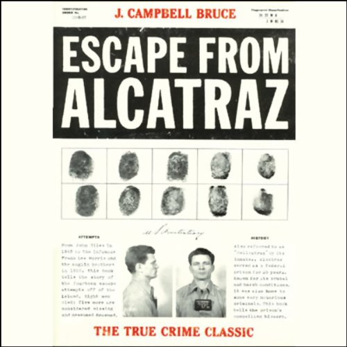 Escape from Alcatraz  Audiolibri