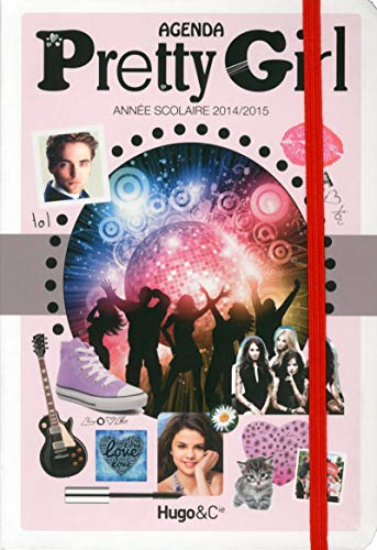 Agenda scolaire 2014-2015 Pretty girl par Alexia Barat