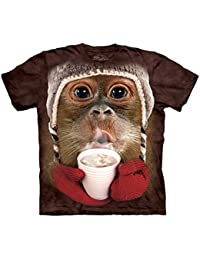 The Mountain Unisex Kinder Hot Choco Orang Utan T Shirt