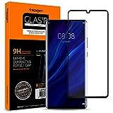 spigen, Protector de Pantalla Huawei P30 Pro, [Caso amistoso], 3D Cobertura Completa, Anti-Burbuja, Anti-Scratch, Cristal Templado Premium para Huawei P30 Pro (L37GL25745)