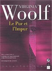 Virginia Woolf : Le pur et l'impur. Colloque de Cerisy 2001
