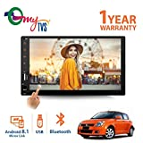 myTVS TAV-40 Car Audio Video Touch Screen Stereo FullHD with MP3/MP5/USB Player/Bluetooth