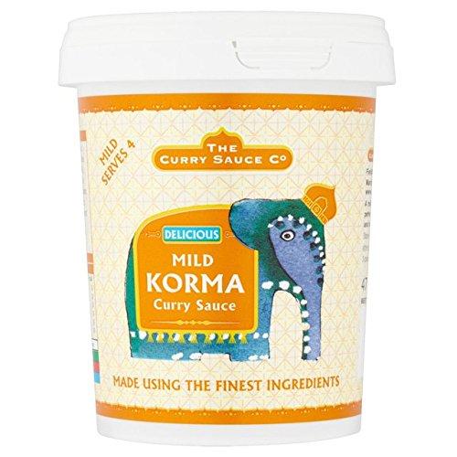 The Curry Sauce Co. Korma Curry Sauce 475g