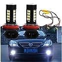FEZZ H11 Auto LED Nebelscheinwerfer Birnen Canbus 2835 42SMD 100W Weiß mit Widerstand