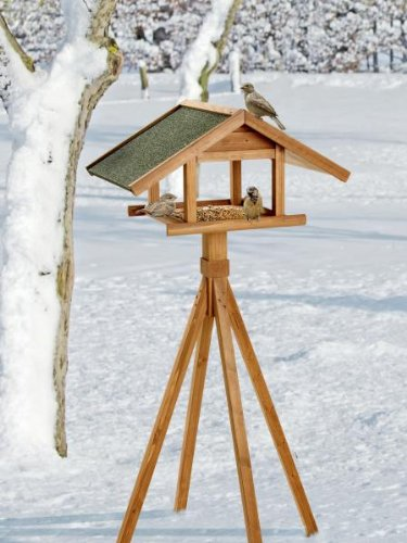 Karlie Bird\'S World Wild Vogelhaus Remo 66 x 47 x 144 cm, Naturholz