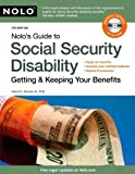 Nolo's Guide to Social Security Disability: Getting & Keeping Your Benefits 5th by Morton III M.D., David (2010) Paperback