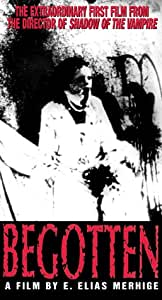 Begotten [VHS] [Import USA]