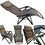 "Best Zero Gravity Recliner - ""Amaze"" Folding Zero Gravity Recliner push back easy Review"